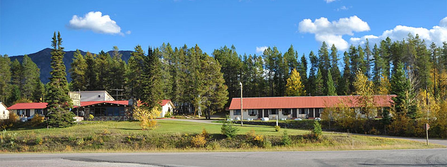 Motel in West Glacier, MT | Motel Rooms | Glacier Vista Motel